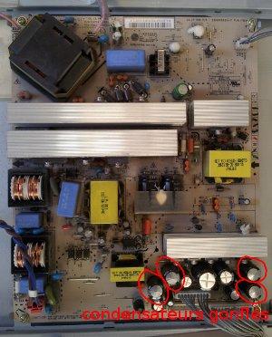 comment reparer un televiseur lg plasma
